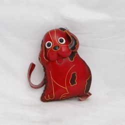 Large Size Coin Purse Soft CP 111.6 Dog