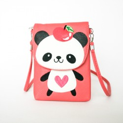PU Animal Crossbody Bag HBPU 19 Panda
