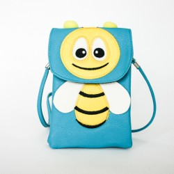 PU Animal Crossbody Bag HBPU 47 Bee