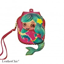 Large Size Animal Purse Shaped AP 323 Mermaid