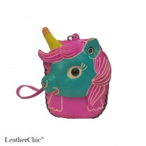Large Size Animal Purse Shaped AP 333 Unicorn