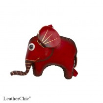 Large Size Coin Purse Soft Elephant