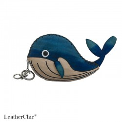 Large Size Coin Purse CP 125.2 Whale