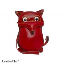 Large Size Coin Purse Soft CP 135 Fox