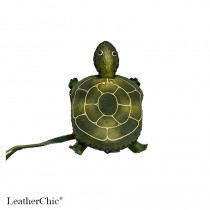 Regular Size Coin Purse Soft Turtle