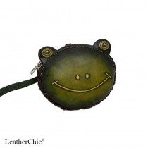 Regular Size Coin Purse Soft CP 115.1 Frog