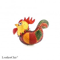 Chinese Zodiac Key Chain Rooster