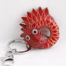 Chinese Zodiac Key Chain  KC 05 Dragon