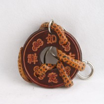 Chinese Zodiac Key Chain KC 06 Snake