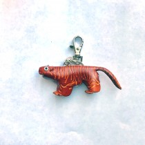 Chinese Zodiac Key Chain KC 03.1 Tiger
