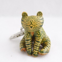 Cat Key Chain KC 03 Fat Cat