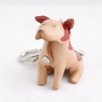 Dog Key Chain KC Dog
