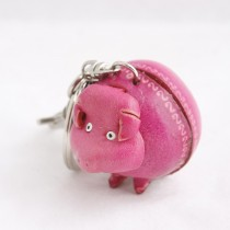 Chinese Zodiac Key Chain KC 12 Pig