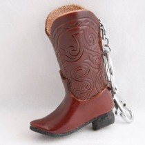 Western Cowboy Goods Key Chain Cowboy Boot