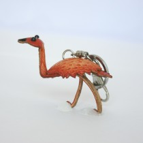 Bird Key Chain KC 42.3 Flamingo