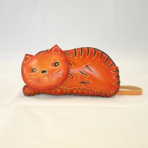 Large Size Coin Purse Soft CP 113.3 Cat