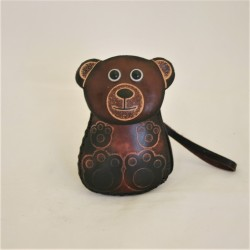 Large Size Coin Purse Soft CP 119.3 Koala Bear