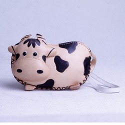 Large Size Coin Purse Soft CP 102 Cow