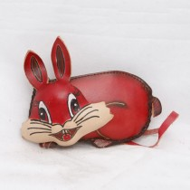 LargeSizeCoinPurseSoftCP104Rabbit