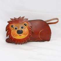 Large Size Coin Purse Soft CP 105 Lion