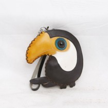 Large Size Coin Purse Soft CP 124.1 Bird