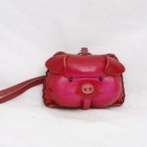 Regular Size Coin Purse Shaped Pig