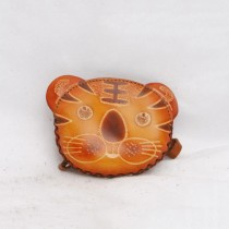 Regular Size Coin Purse Soft CP 103 Tiger