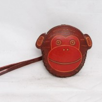 Regular Size Coin Purse Soft  CP 109 Monkey