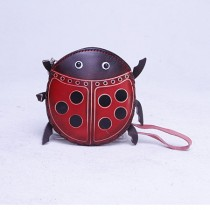 Regular Size Coin Purse Soft CP 118.5 Ladybug