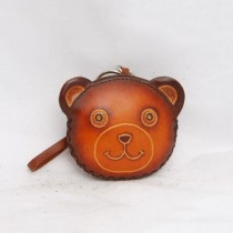 Regular Size Coin Purse Soft CP 119.2 Bear