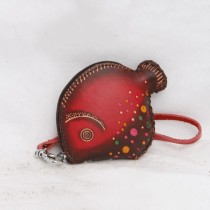 Regular Size Coin Purse Soft CP 123 Fish