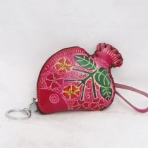 Regular Size Coin Purse Soft CP 123.02 Fish
