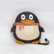 Regular Size Coin Purse Soft  CP 127 Penguin