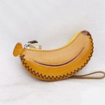 Regular Size Coin Purse Soft CP 130.11 Banana