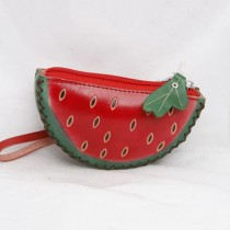 Regular Size Coin Purse Soft  CP 130.3 Watermellon