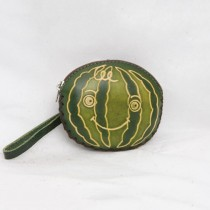 Regular Size Coin Purse Soft CP 130.4 Watermellon