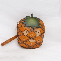 Regular Size Coin Purse Soft  CP 130.7 Pineapple