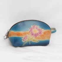 Regular Size Coin Purse Soft CP 132.8 Sunflower Bag