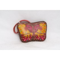 Regular Size Coin Purse Soft CP 121 Butterfly