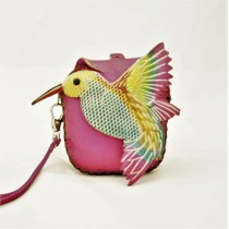 Large Size Animal Purse Shaped AP 324.1 Hummingbird
