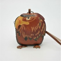 Large Size Animal Purse Shaped AP 342 Eagle