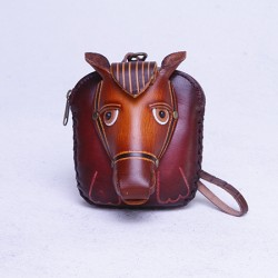 Large Size Animal Purse Shaped AP 307 Horse