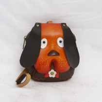 Large Size Animal Purse Shaped Dog