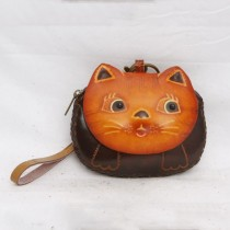 Large Size Animal Purse Shaped AP 313.7 Cat