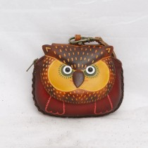 Large Size Animal Purse Shaped AP 316.1 Owl