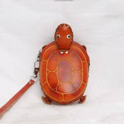 Large Size Animal Purse Soft AP 314 Turtle