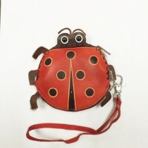 Regular Size Coin Purse Soft CP 118.4 Ladybug