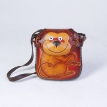 Medium Size Animal Crossbody Bag HB 09m Monkey