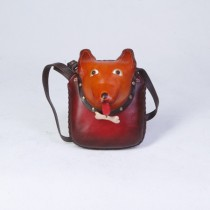 Medium Size Animal Crossbody Bag HB 11.5m Dog