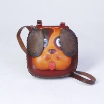 Medium Size Animal Crossbody Bag HB 11Dog
